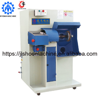 LM-248 grinding machine with dust collector shoe grinding making machine