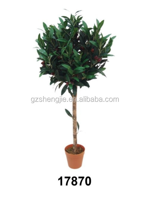 Factory price tree indoor & outdoor artificial olive tree on sale