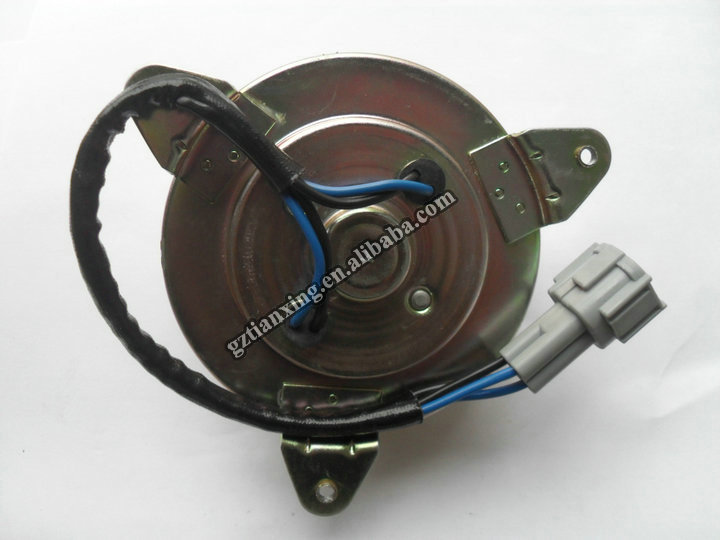 Best price denso auto radiator engine electric cooling fan for Radiator fan motor price