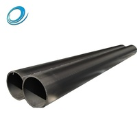 High pressure HDPE reinforced skeleton plastic composite pipe