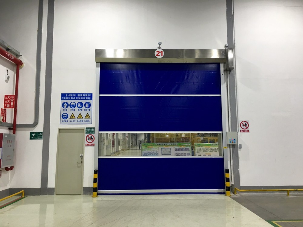 china suppliers wholesale market fast speed door