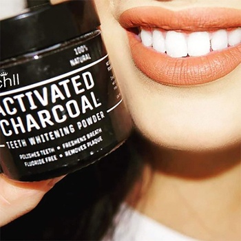 Oem Odm Teeth Whitening Resolve Bad Breath Activated Charcoal
