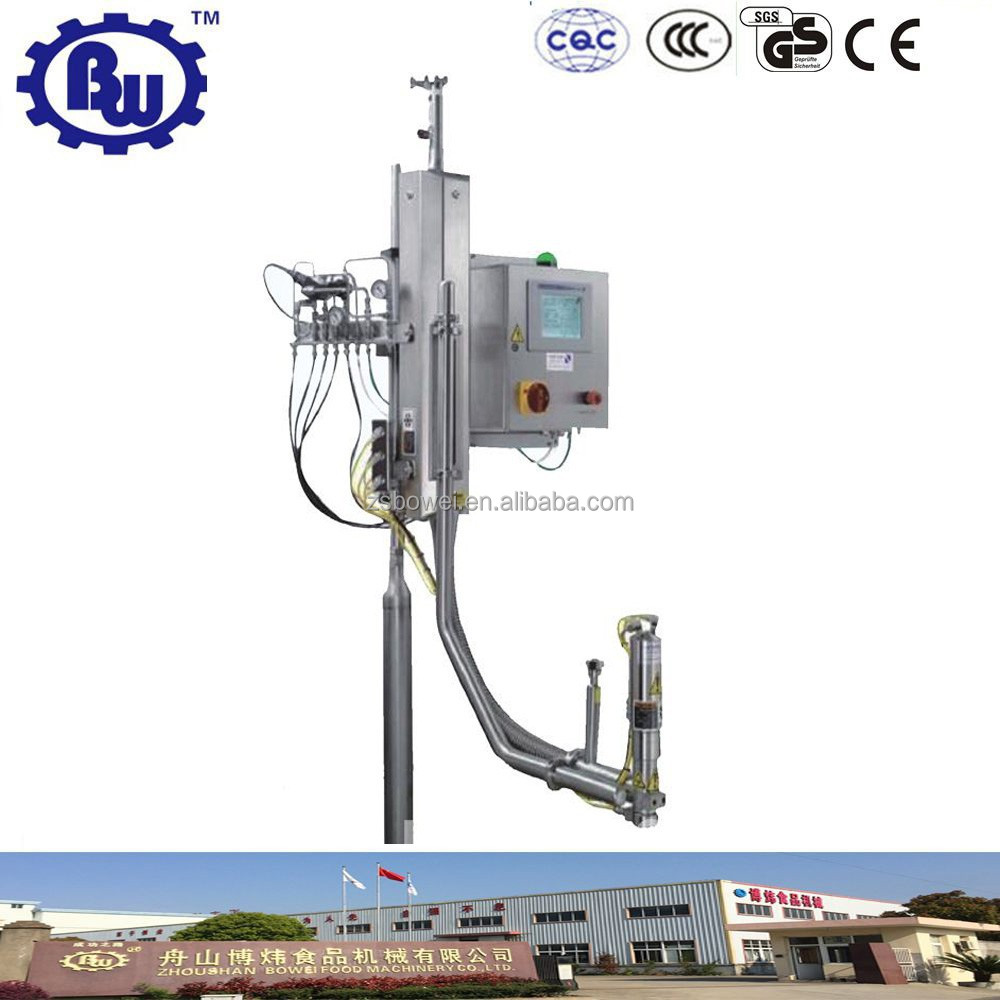 Aluminum Can Beverage Liquid Nitrogen Filling Machine to be Better and Cheaper