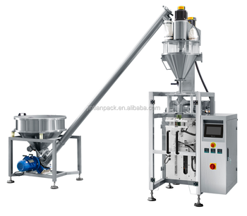 Cement Powder/Bleaching Powder/Putty Powder Packing Machine With Weigher Automatic Filling Powder Packaging Machine