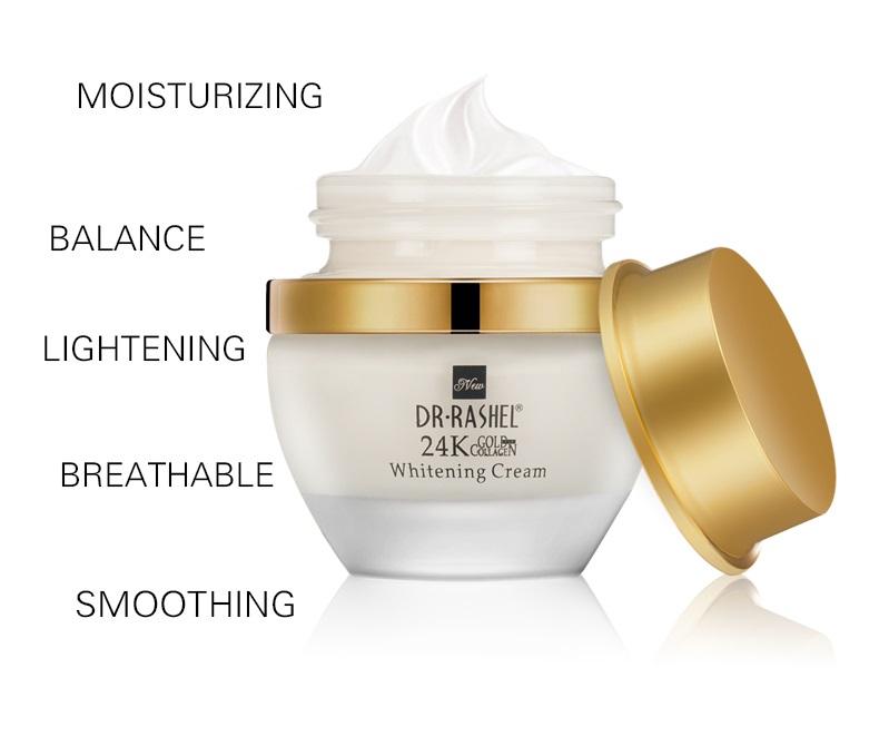 Dr.rashel 30ml 24 K Gold Collagen Youthful Brightening Whitening Gel Cream  - Buy Whitening Cream,Gold Whitening Cream,24k Gold Whitening Cream Product  on Alibaba.com