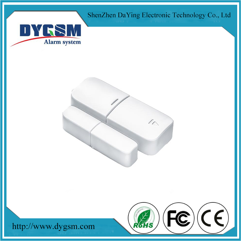 ขนาดเล็ก Zigbee 433Mhz Wireless Door Contact Sensor