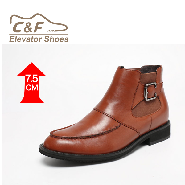 top 10 International famous brand brown elevator <strong>shoes</strong> for man