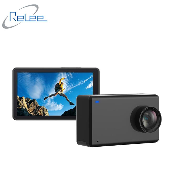 Touch screen! professional High-end cameras wifi sport dv NTK96660 Helmet Camcorder new 4k Sport Camera