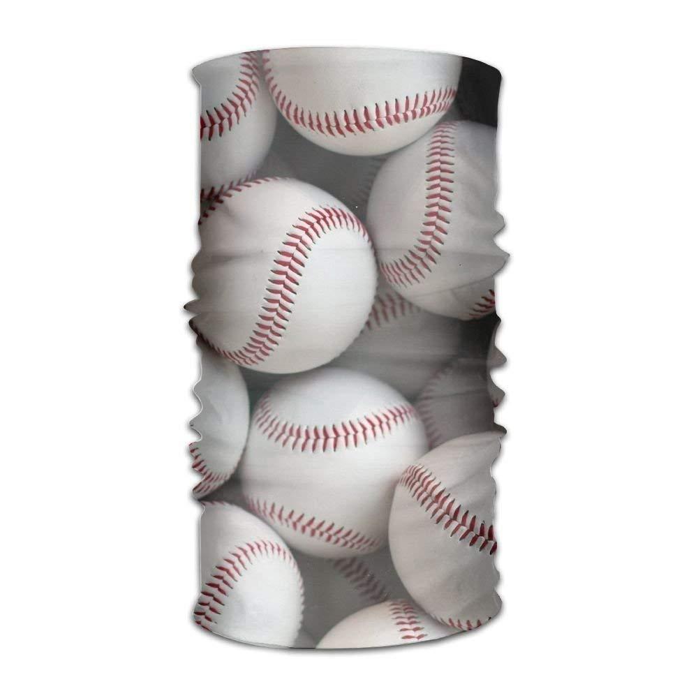 Feesoz Headband Baseball Wallpaper Outdoor Multifunctional Headwear,16 Ways to Wear Your Magic Headwear