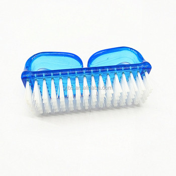 High Quality Mini Soft Plastic Nail Brush Surgical Hand Washing Cleaning Scrub