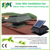 SUNNY whole sale house ventilation new fans solar powered attic gable turbo ventilating fan