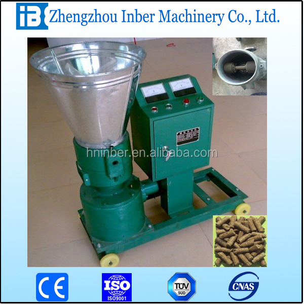 Competitive price high output cat litter wood pellets machine