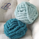 Bojay High Quality Wholesale Chunky Arm Knitting Bulky Yarn Vegan 100% Polyester Velvet Chenille yarn