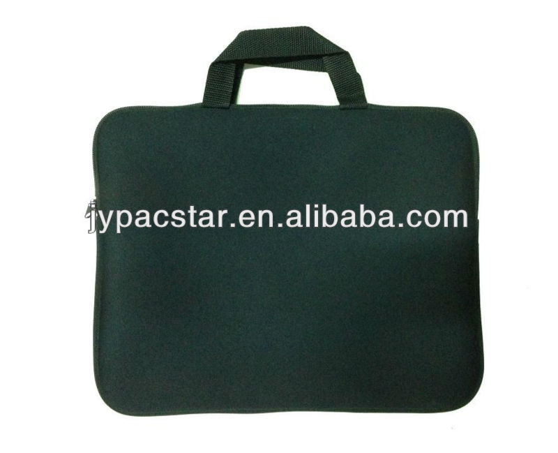 neoprene upmarket laptop bag