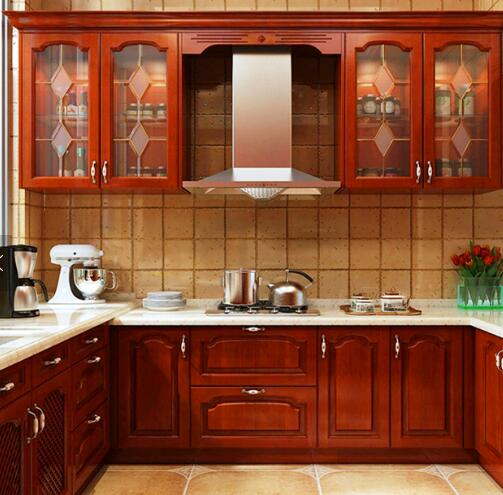 Cherry Red Kitchen Cabinets Cheap Kitchen Sink Cabinets Kitchen