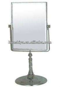 HSY-911 brass desk makeup mirror