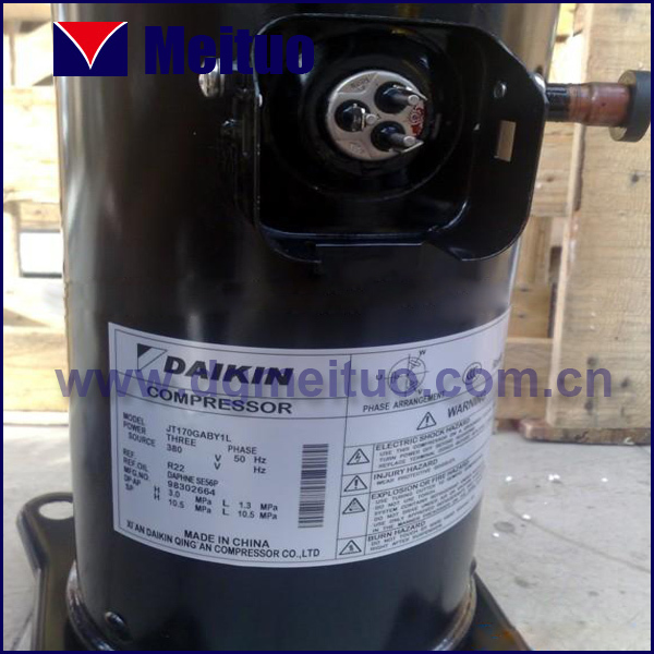 Air Conditioning Compressor Daikin Jt160ga-y1 Air Cooler And ...