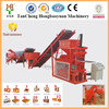 sy2-10 wt2-10 inferior soil block making machine automatic clay hollow brick maker machines