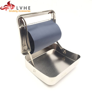 010RB LVHE China Manufacturer 70MM Commercial Cigarette Rolling Machine
