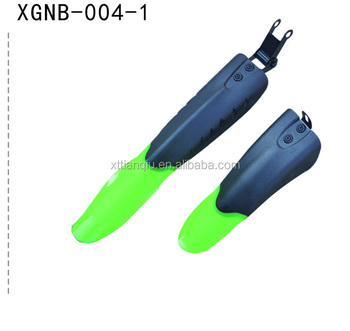 Colored Removable Rear Fender For Folding Mountain Bike Mtb Buy