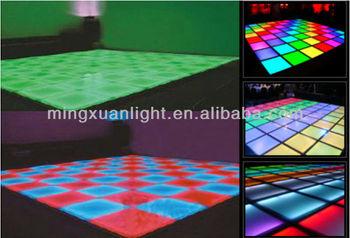 Hot New Design Light Up Dance Floor Dmx Led Dance Floor Tiles - Buy ...