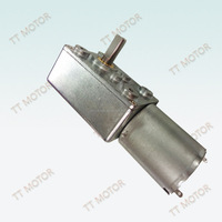 Electric mini bus DC motor