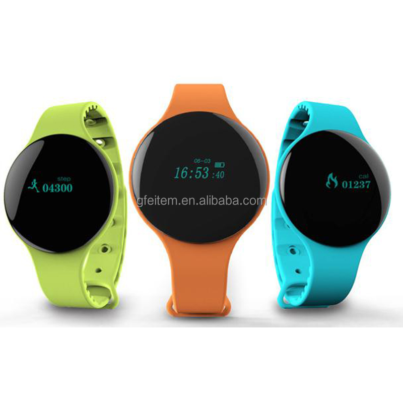 High quality smart bluetooth watch,wrist watch,bluetooth smart watch silicone smart bracelet