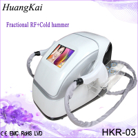 High quality fractional radio frequency skin tightening system