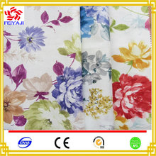 Latest Curtain Cloth Design India Style Cotton Curtain Fabric From China Market