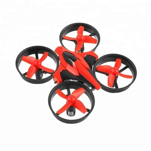 Cheap Price NH-010 2.4G 4CH 6-Axis UFO 3D Roll Mini Pocket RC Drone