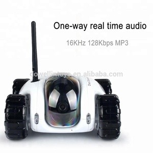 New WiFi FPV RC Car with HD Camera Remote Surveillance&Control Real-time Video A Removable IP Camera
