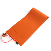 Flexible Silicone Rubber for Oil Drum Heater Blanket