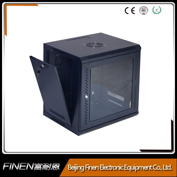 19 Inch Home Using Wall Mounted Network Data Cabinet 9u 12u 15u ...