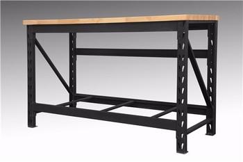 Adjustable Height Leg Rubber Work Bench Mats Industrial Workbench