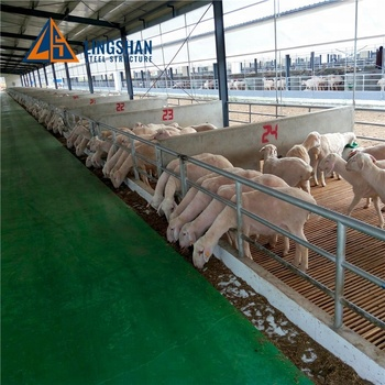 Low Cost Prefabricated Steel Insulated Roof Goat Sheep Shed Farming House  Buildings For Sale - Buy Sheep Shed,Sheep Farming Sheds,Low Cost Sheep Shed