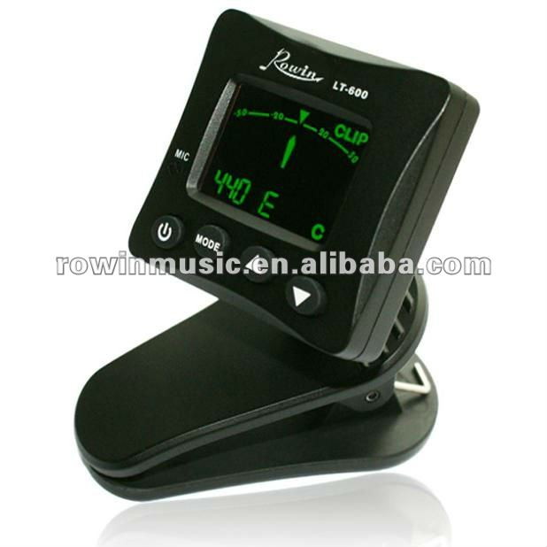 ROWIN MUSIC LT-600 Clip on guitar tuner