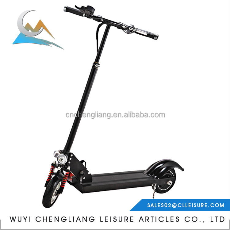 8 Inch 350W travel cheap foldable adult fastwheel pro scooter 2 wheel electric scooter