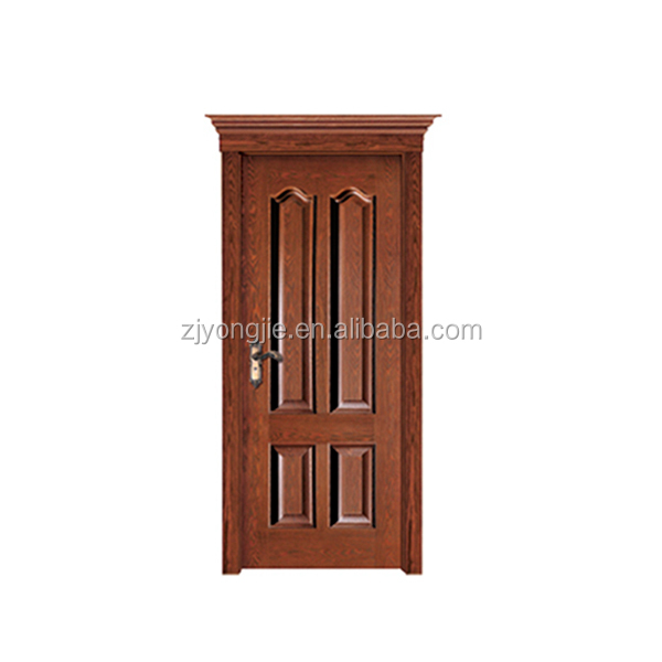 Zhejiang Yujie manufacture hot sale oak solid wood kitchen cabinet door