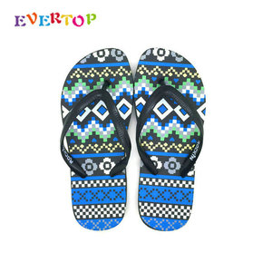 7c300743b2e Hot new products for EVERTOP 2019 custom flip flop wholesale children  indoor and outdoor rubber slipper