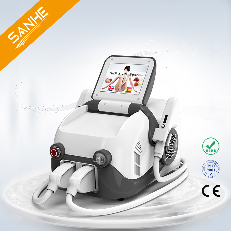 medical CE approved photo facial epilation for salon hair