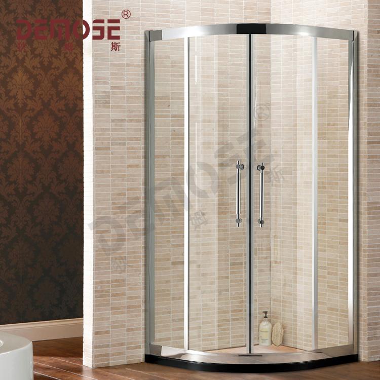Prefabricated Sliding Door Shower Cubicle - Buy Sliding Door Shower ...