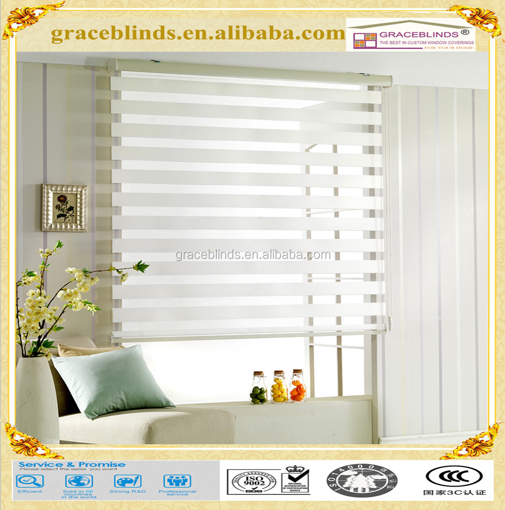 best selling high quality zebra blinds hot sale high quality rainbow blind