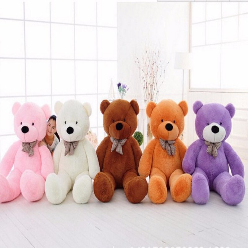100cm full cotton plush big teddy bear toys plush stuffed teddy bear cheap price gifts for kids. Black Bedroom Furniture Sets. Home Design Ideas