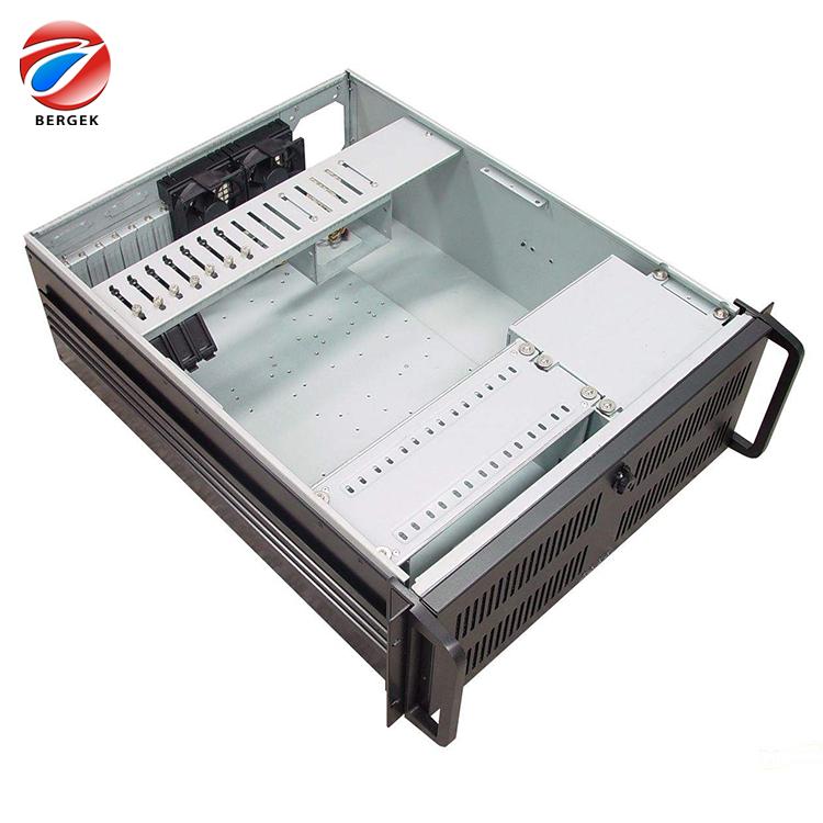OEM Customize computer case desktop Mini cooler master Towers Cases micro ITX ATX 2U Aluminum Computer Case