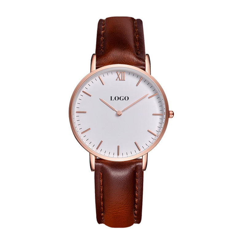 OEM Woman Watch Customized Your Own Logo Watch Design Custom Branded Company Name Watches Ladies