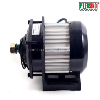 electric brushless dc motor 48v 2kw