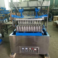 Superior ice cream cone In snack machine/Stainless steel ice cream cone making equipment/new condition ice cream cone maker