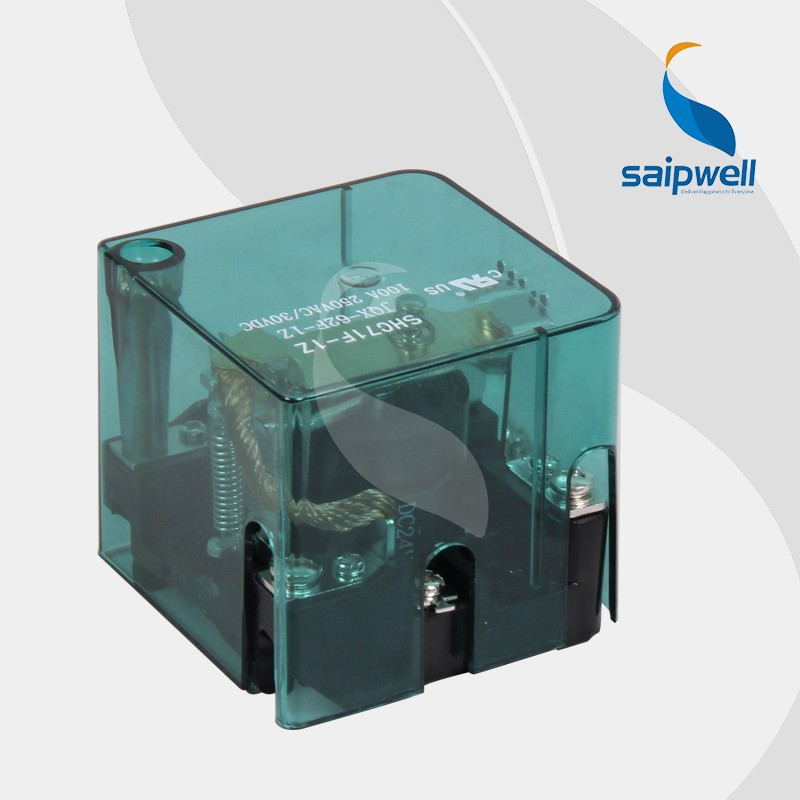 Saip / Saipwell exquisite manufacture and hot sale 12 volt dc relay and power relay