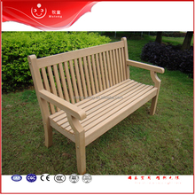 Hot Wooden Recycled Plastic Garden Bench Park,Outdoor Wooden Bench For Sale