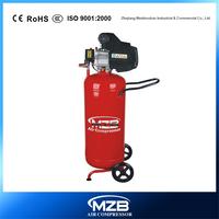 BML series 2HP portable piston type vertical-tank air compressor